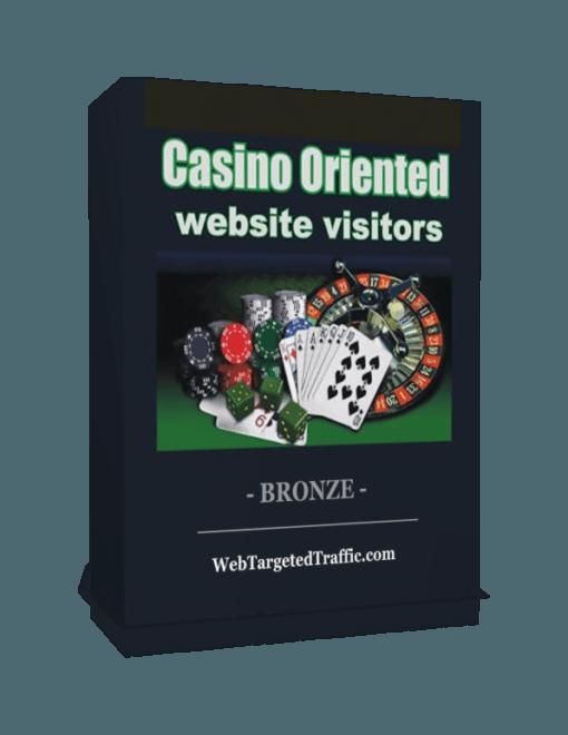 casino gambling traffic