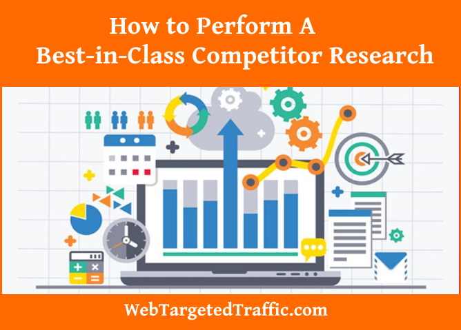 How to Perform a Best-in-Class Competitor Research